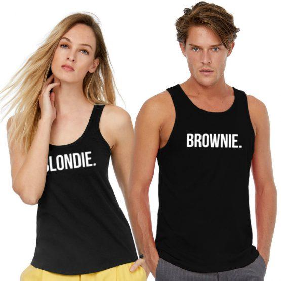 Blondie Brownie tank top hemd