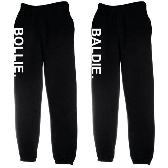 Bollie Baldie Joggingbroek Zwart