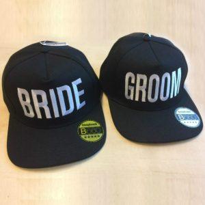 Bride Groom kleding
