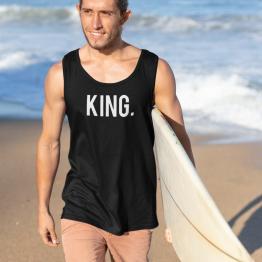 King hemd tank top