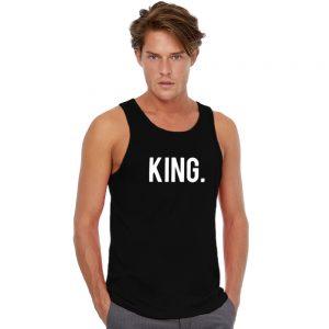 King tank top hemd