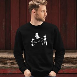 Bruce Lee Sweater Classic
