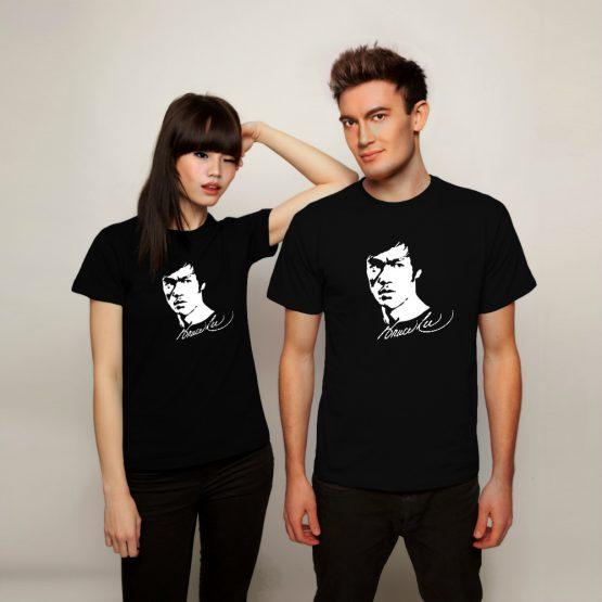 Bruce Lee Shirt Face