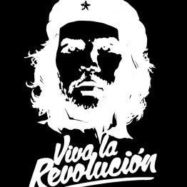 Che Guevara Viva La Revolucion
