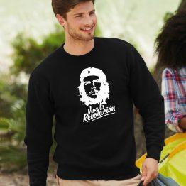 Che Guevara sweater Viva La Revolucion