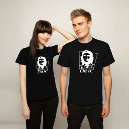 Che Guevara t shirt Che FC