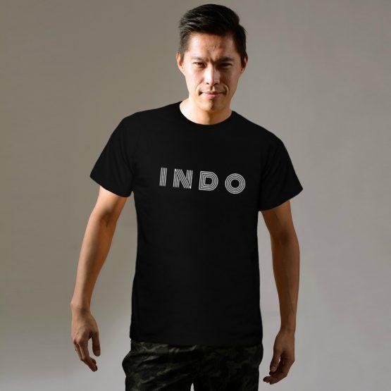 Indo shirt Monoton unisex