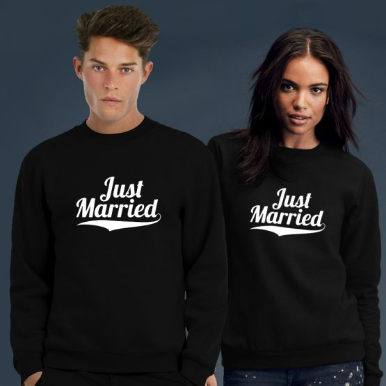 Just Married sweater trui 4