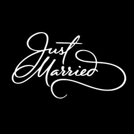 just married shirt bedrukking 3