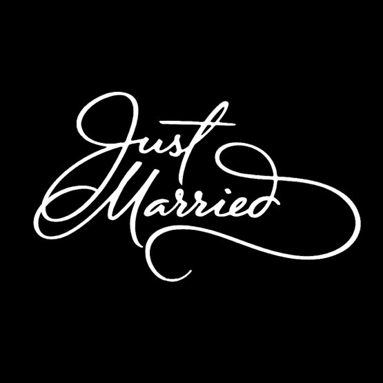 just married shirt bedrukking 3