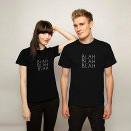 Blah Blah Blah shirt dun