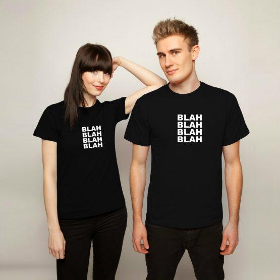 Blah Blah Blah shirt extra