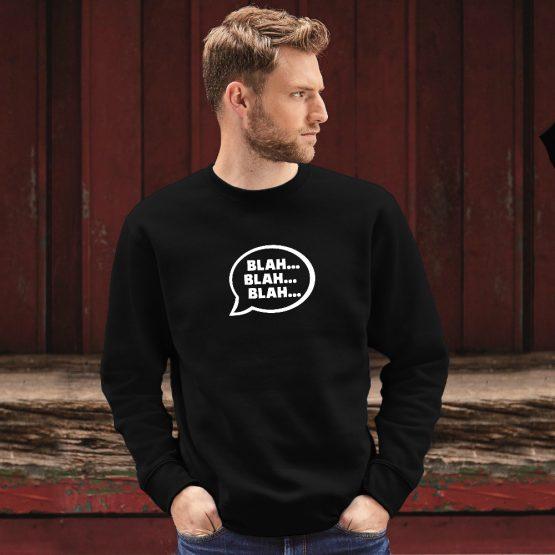Blah Blah Blah sweater trui wolk