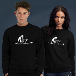 Banksy Sweater Grim Reaper