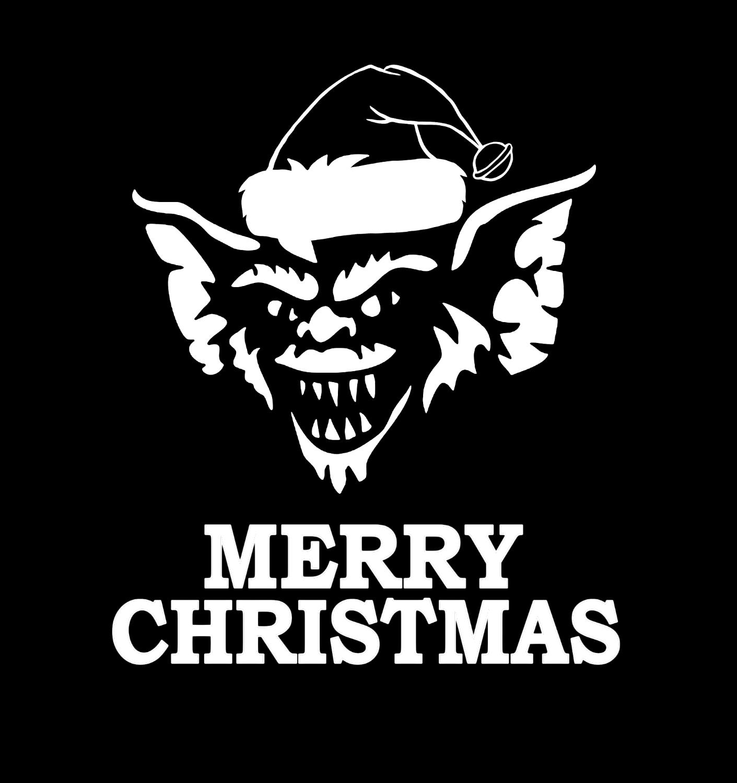 Kersttrui Olaf Dames.Gremlins Kersttrui In Het Zwart 24 95 Voordelige Kerstsweaters