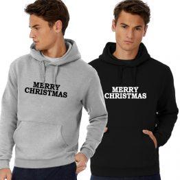 Merry Christmas Kerst hoodie