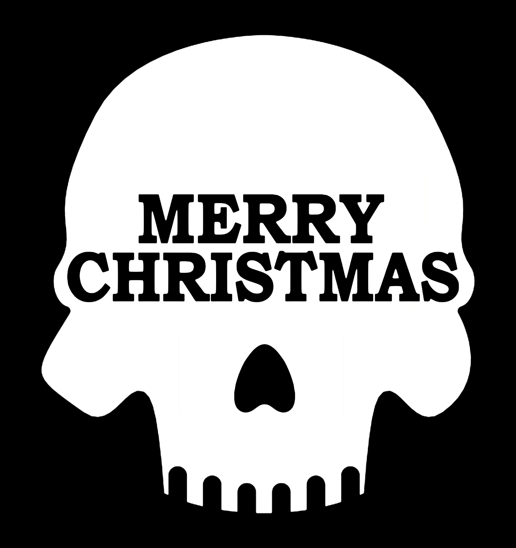Kersttrui Dab.Kerst Hoodie Met Skull Tijdelijk 24 95 Dames Heren