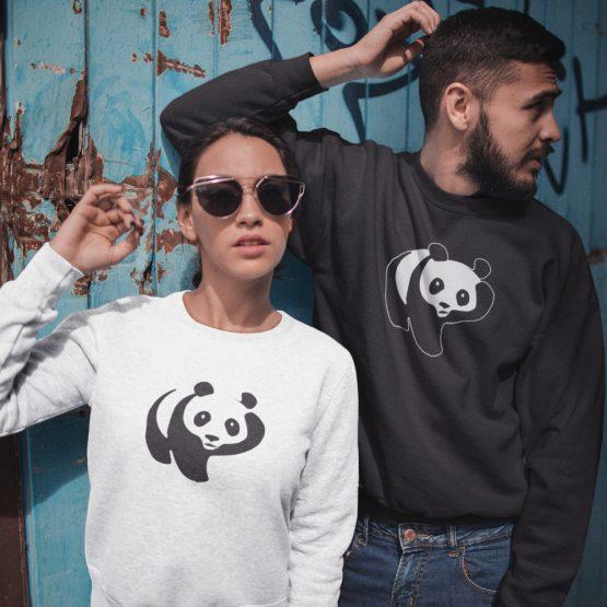 Panda Trui Scratch