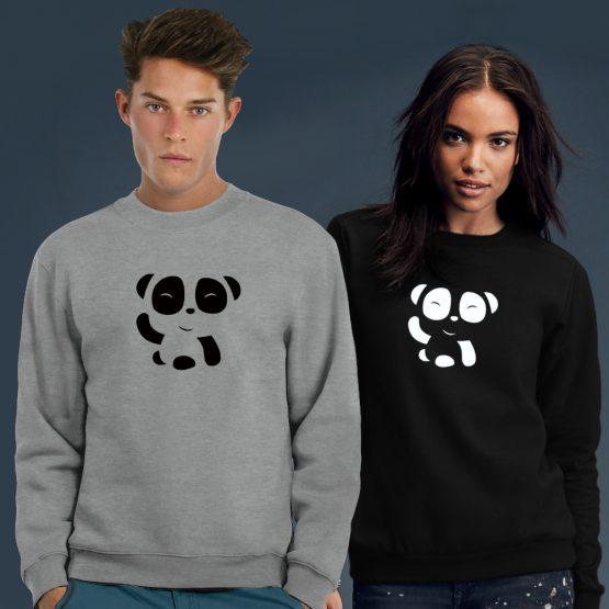 Panda trui sweater Hi