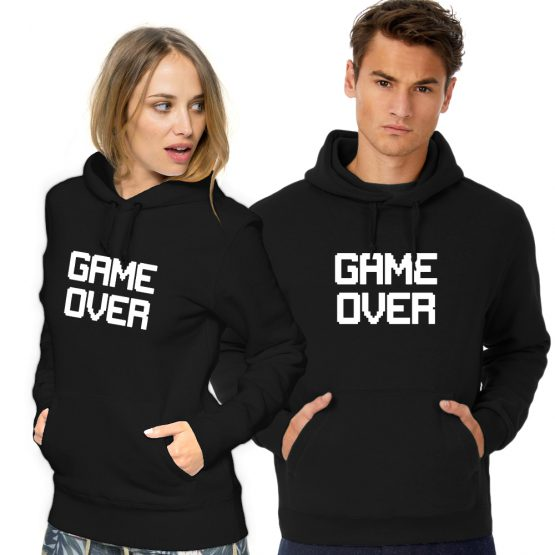 Gaming hoodie Game Over