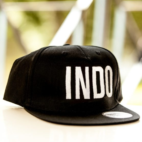 Indo Snapback cap