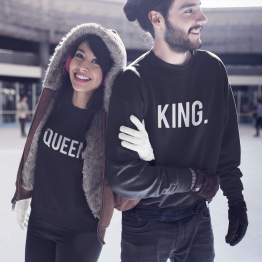 King Queen Sweaters
