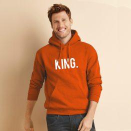 Koningsdag Hoodie King