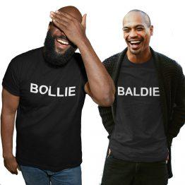 Bollie Baldie T Shirt