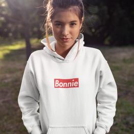 Bonnie hoodie suprme