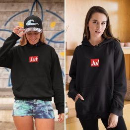Jut Jul hoodies Supremely