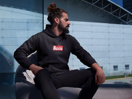 Baas hoodie Supremely