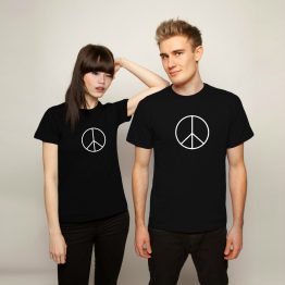 Peace shirt Big Sign
