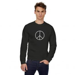 Peace sweater Big Sign