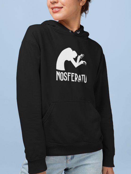 Nosferatu Hoodie Scary