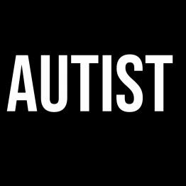 Autist trui opdruk