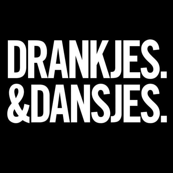 Drankjes & Dansjes Opdruk