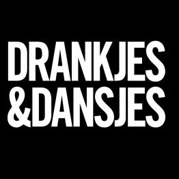 Drankjes Dansjes opdruk
