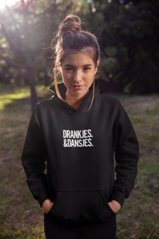 Drankjes & Dansjes Hoodie