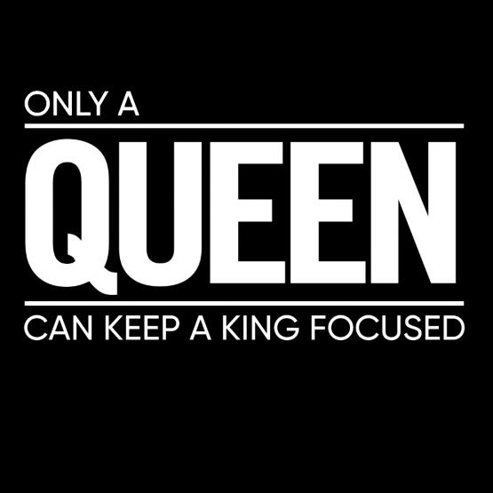 Queen Only opdruk