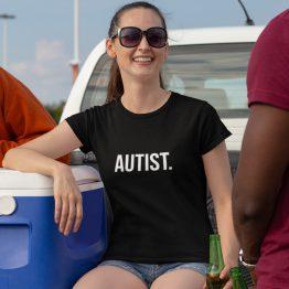 Autist T-Shirt Rumag