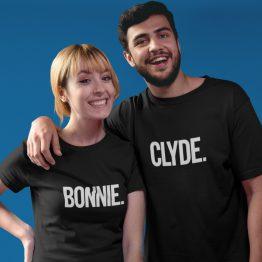 Bonnie & Clyde T-shirts