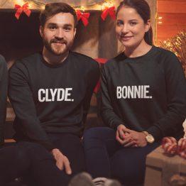 Bonnie Clyde truien