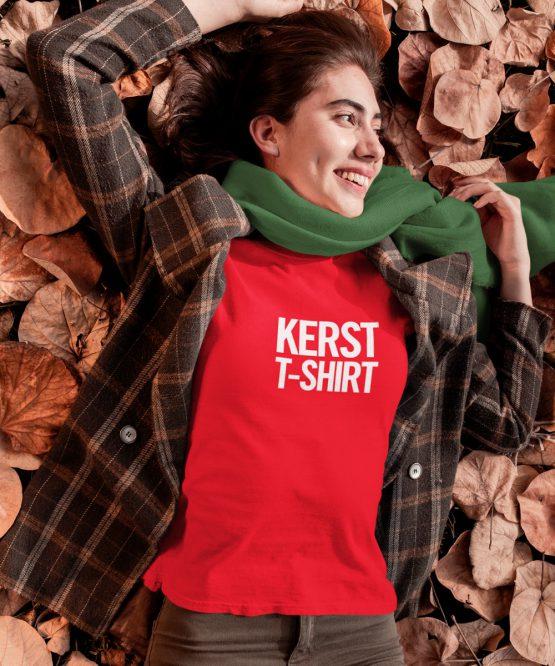 Het Kerst T-shirt Der Kerst T-Shirts