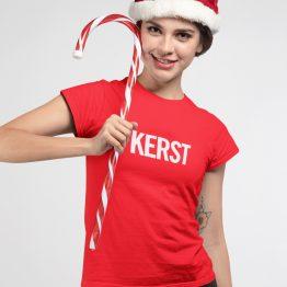 Kerst T-shirt Kerst