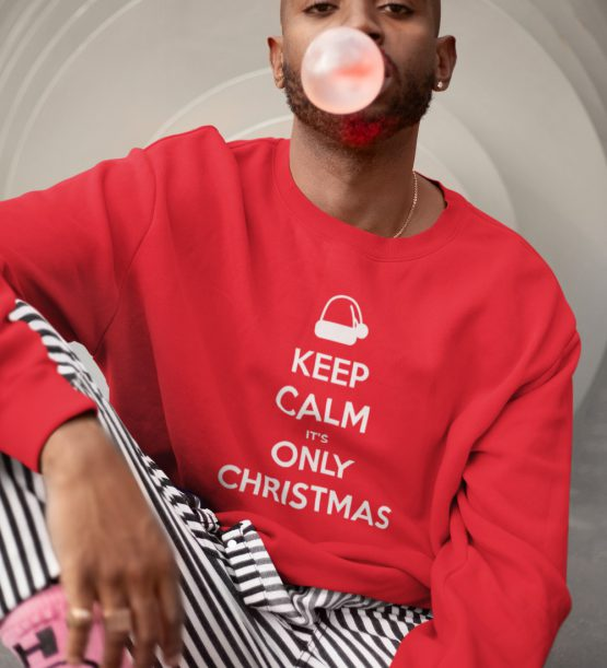 Kerst Trui Keep Calm