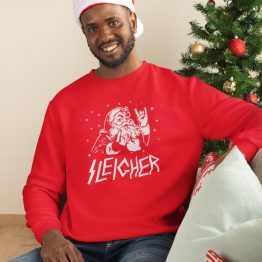 Kersttrui Sleigher