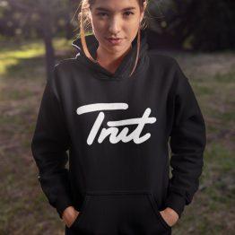 Trut Hoodie Premium Black