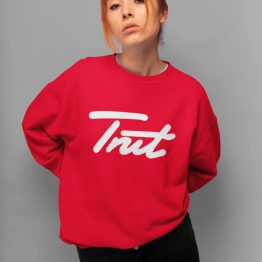 Trut Sweater Premium Red