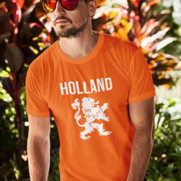 Koningsdag T-Shirt Holland
