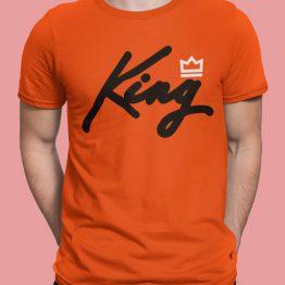 Koningsdag T-Shirt King Premium